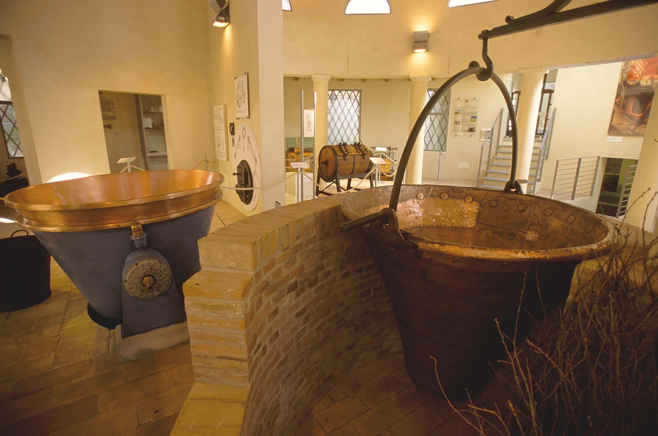 Museum of Parmigiano Reggiano in Soragna