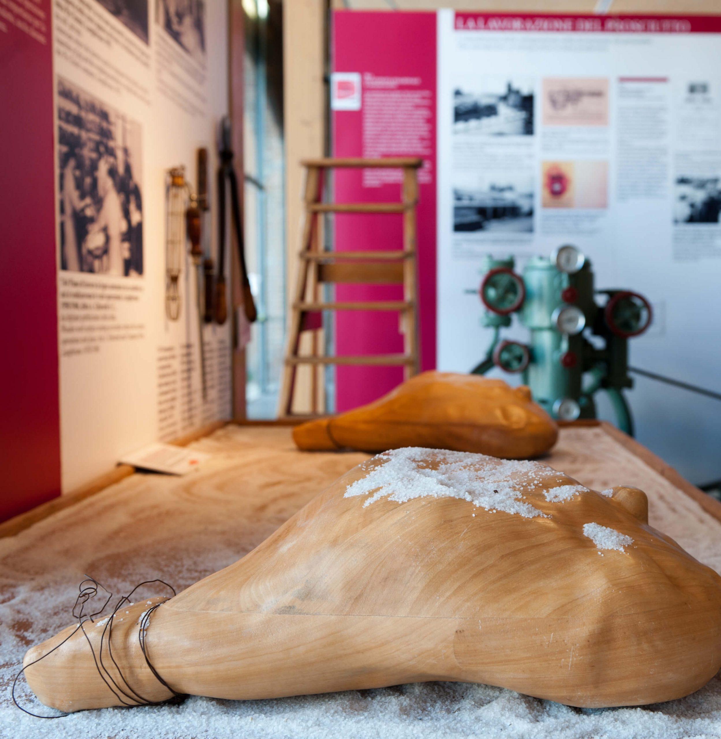 Museum of Parma Ham in Langhirano