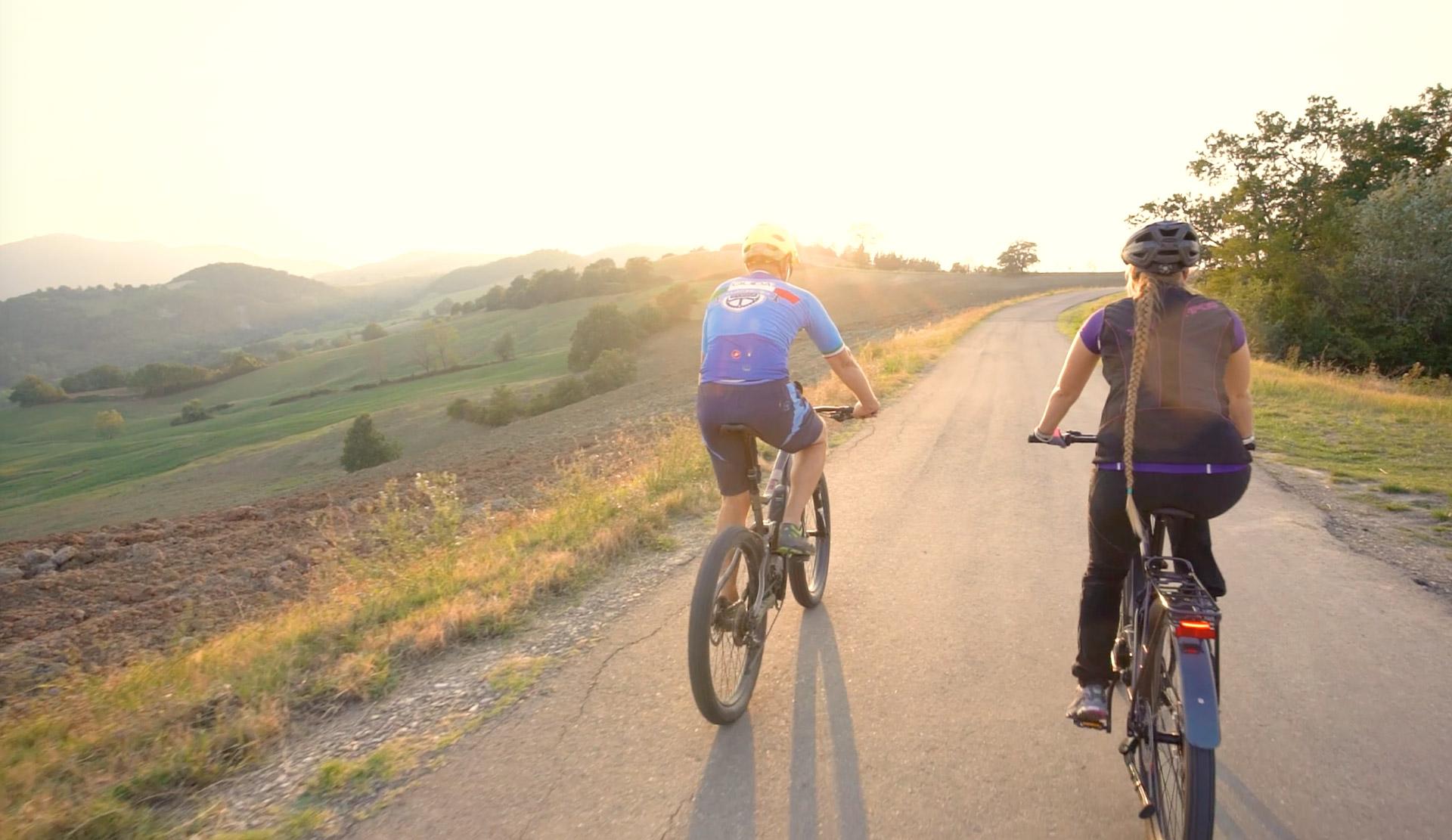 Biciclettata nei luoghi di interesse di Tabiano Terme e dintorni