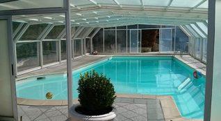 Indoor swimming pool Hotel Astoria
