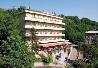Hotel Meridiana Tabiano Terme