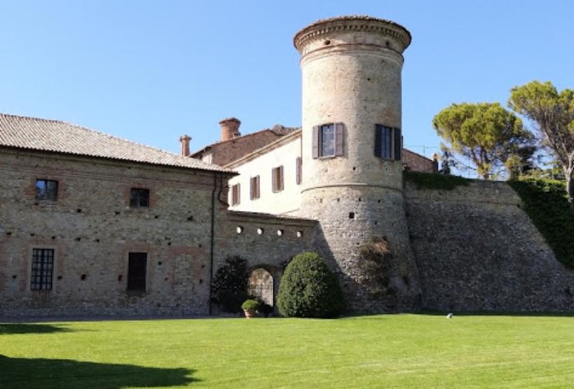 Torre del Castello di Scipione
