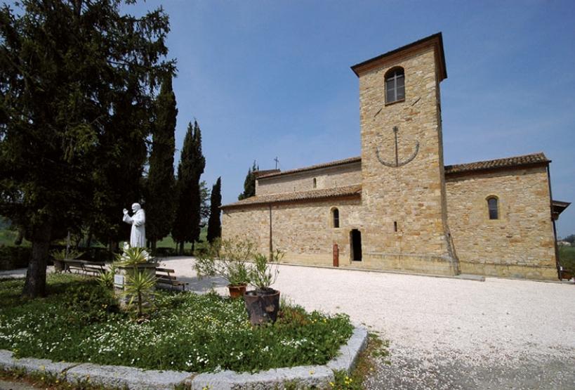 Pieve Romanica di San Giovanni a Contignaco