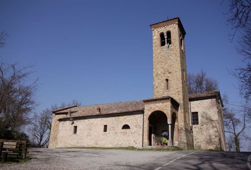 Chiesa S.S. Gervasio e Protasio a Tabiano Castello