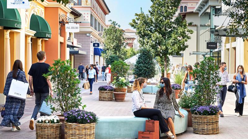 Fidenza Village, centro commerciale di lusso all'aperto a Fidenza
