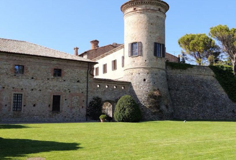 Torre del Castello di Scipione dei Marchesi Pallavicino