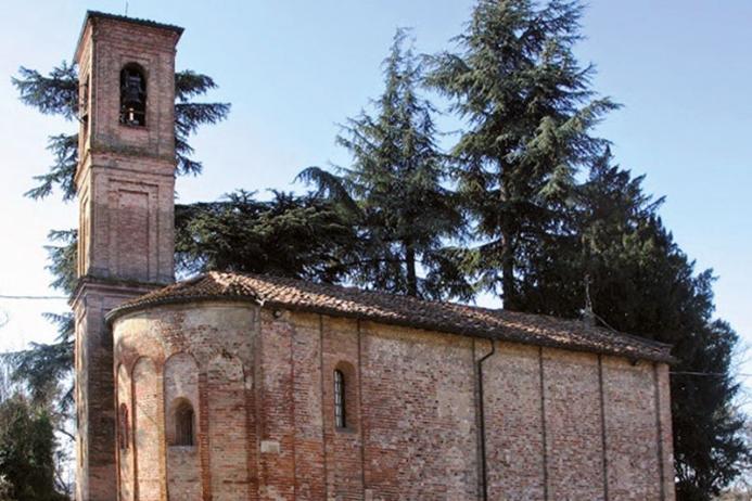 Pieve di San Tommaso Becket a Cabriolo