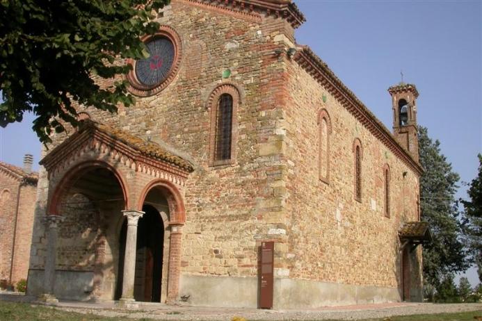 Parish church of San Nicomede