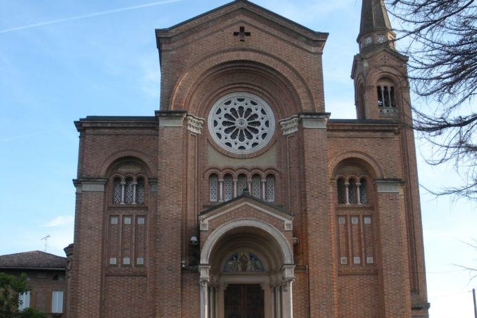 Chiesa di San Biagio a Castelnuovo Fogliani