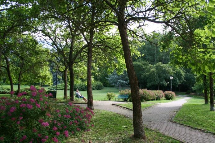 Parco Porcellini a Tabiano Terme