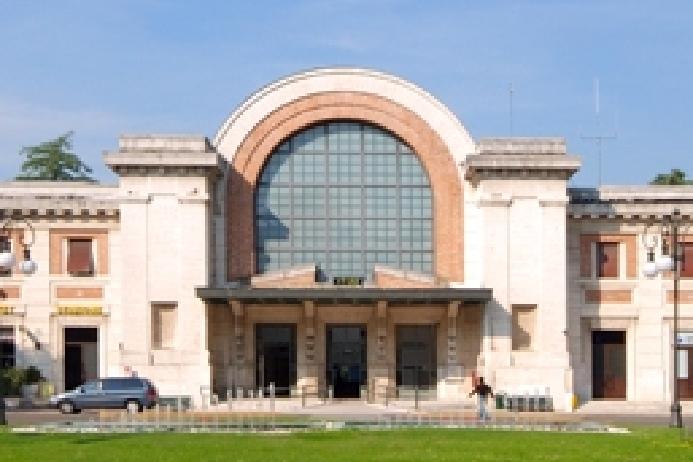 Stazione della Ferrovia di Salsomaggiore Terme